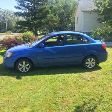2011 Kia Rio - Only 106,600 km - REDUCED $5,200 - no holds - 1st come takes it home, cape-breton